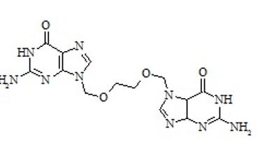 real acyclovir