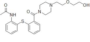 Quetiapine EP Impurity K