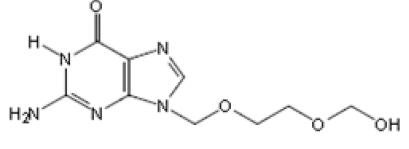 O Hydroxymethyl Acyclovir