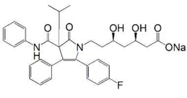 Atorvastatin Pyrrolidone Analog