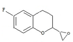 Image result for Nebivolol Spot B structure